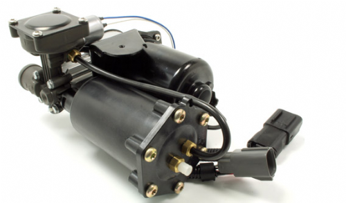 Air Suspension Compressor - Discovery 3 / Range Rover Sport - Hitatchi Style All Makes - LR023964R